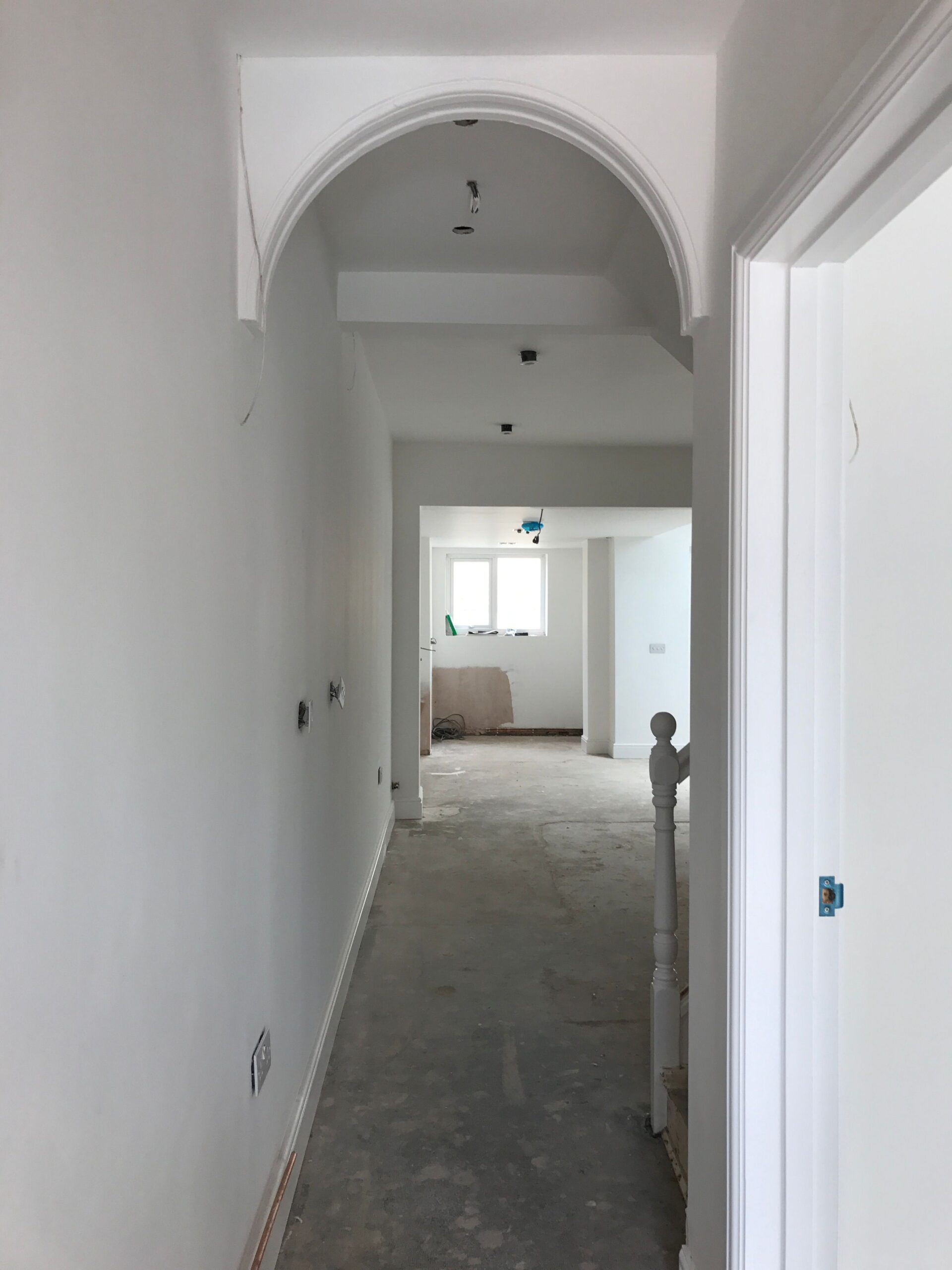 Dunkerry Road Ground Floor Entrance Before