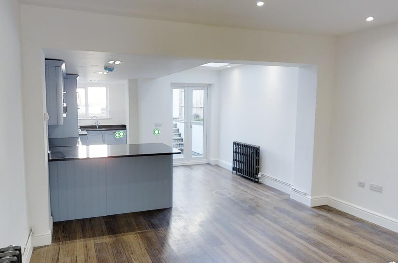 Dunkerry Road Ground Floor Kitchen Zoom After