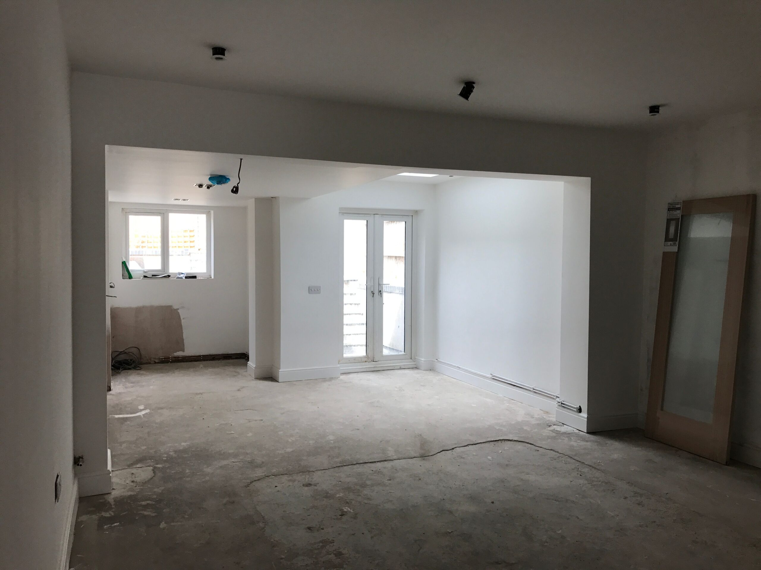 Dunkerry Road Ground Floor Kitchen Zoom Before