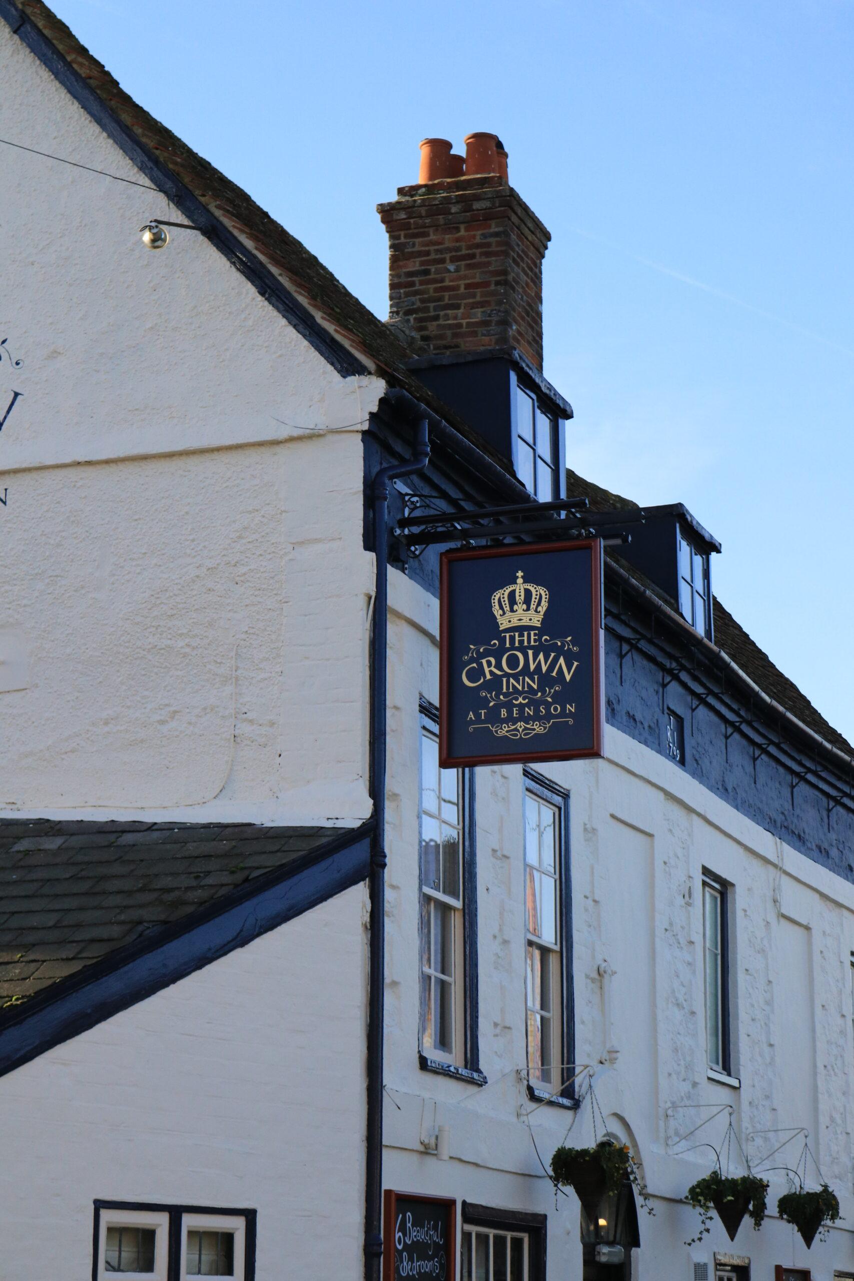 1 Crown Inn Sign 3