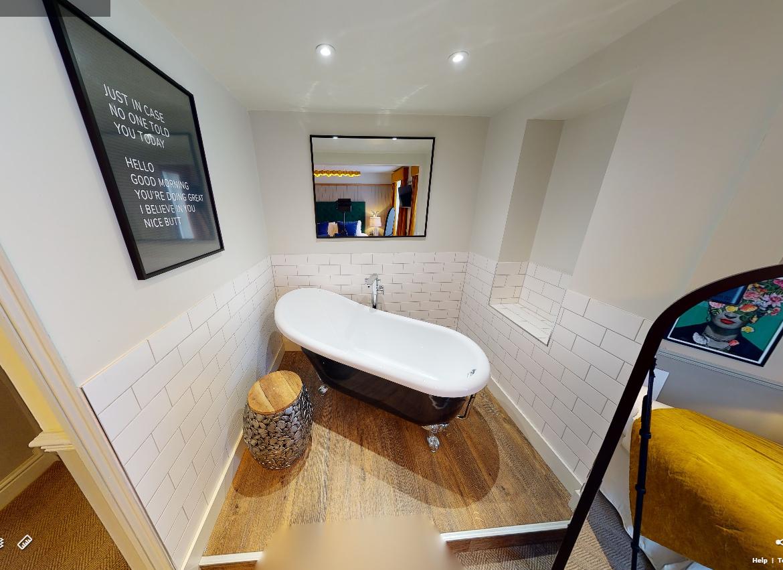 1 bedroom 6 bath complete